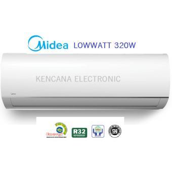 harga Midea MSOC-05CRN 1/2Pk Super LowWatt 320w  (AC STABILIZER 160/240 V) - Khusus JABODETABEK Lazada.co.id
