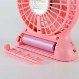 Gambar Produk Rinci mini fan portable Rechargeable Kipas Angin Bisa Charger Free Battery Rechargeable Terkini