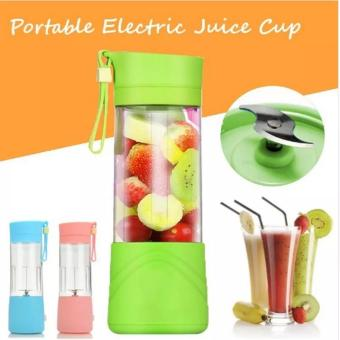 NEW Portable USB Juicer USB Botol Powerbank Blender USB Jus Buah Mini Mixer Berkahhoney