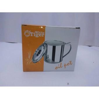 Oil Pot Wadah Minyak Jelantah Dengan Saringan - 957379