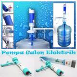 ... Pompa Air Galon Elektrik/Pompa Galon Aqua Baterai - 3