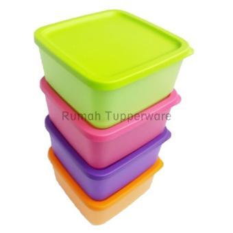 Promo Tupperware Small Summer Fresh Wadah Tempat Makan - C33dcb