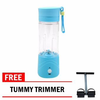 Quincy Home Shake n Go Portable with USB Recharge Mini Blender Juice - FreeTummy Trimmer