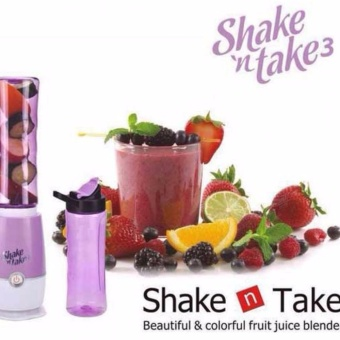 Shake and Take 3 New Edition with Extra Cup / Mini Blender