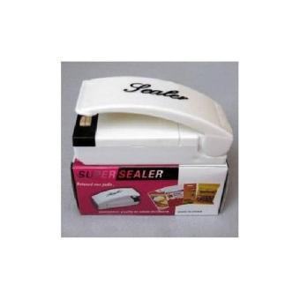 Super Handy Sealer / Hand Sealer Mini Perekat Plastik Makanan - Ea97e5