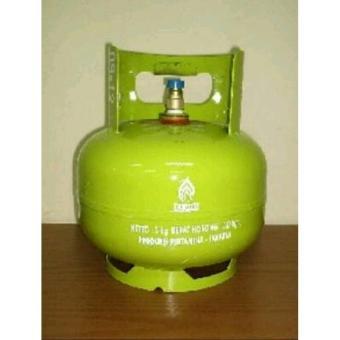 Tabung Gas Elpiji 3 Kg + Isi - 9Aa59b
