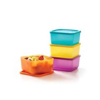 Tupperware Small Summer Fresh (4Pcs) Promo