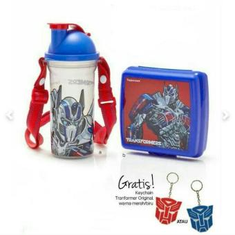 Tupperware Transformer Lunch Set Promo