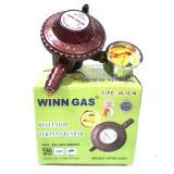 Detail Gambar Winn Gas Regulator Gas Meter W18M Tekva - SNI Terbaru