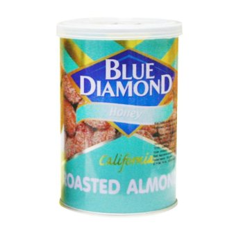 Blue Diamond Honey Roasted Kacang Almond 130 gr