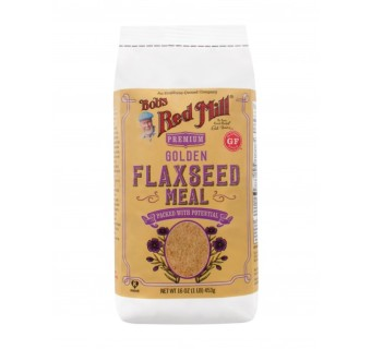 Bob's Red Mill Organic Golden Flaxseed Meal - 453 Gr