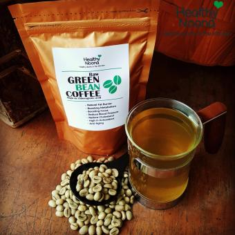 Fatloss Green Bean Coffee ( Natural Fat Burner )