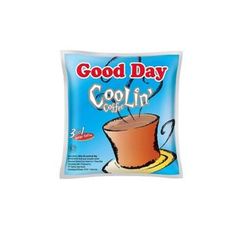 Good Day Kopi Coolin Bag (30 Sachet@20 Gram)