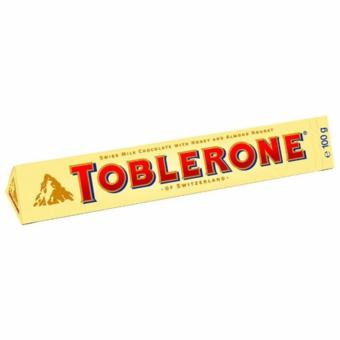 TOBLERONE MILK CHOCOLATE 100GR