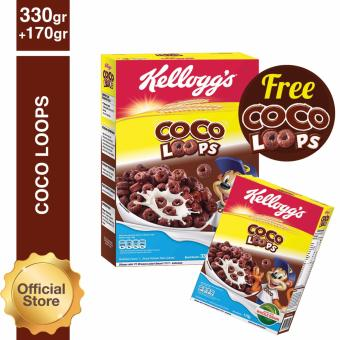 Coco Loops 330g Free Coco Loops 170g