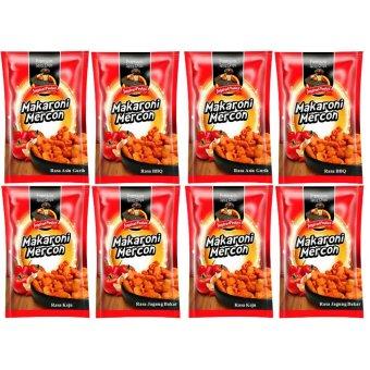 ... Daftar Harga 4pcs Makaroni Pedas Makaroni Mercon Jendral Pedas Premium Spicy Chips Level