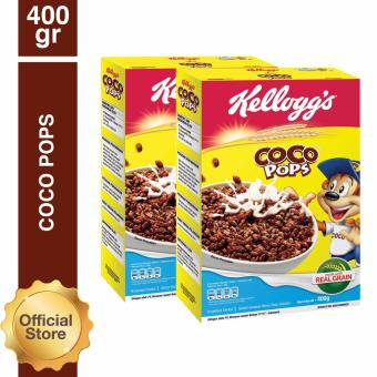 Harga [Buy One Get One Free] Kelloggs Coco Pops 400g