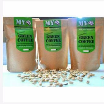 Harga Green coffee bean/ OVJ My Green Coffee / Coffee Bean Biji Kopi Hijau/ Kopi Diet Alami