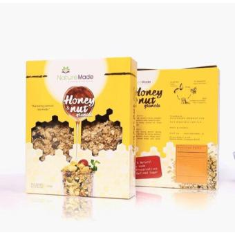 Fitbar Nuts 3 Box 5x25 G Find Latest Prices Source · Naturmade Granola Honey And Nuts