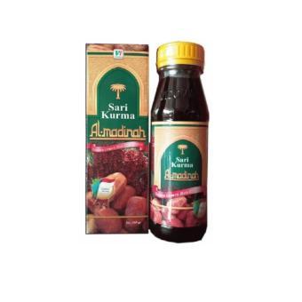 Kurma Ajwa Premium 1kg promo elevenia Source · Sari Kurma Al Madinah 1 Botol