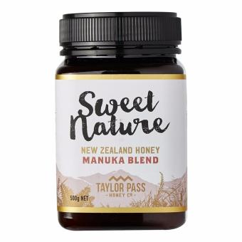 Harga Sweet Nature Manuka Blend Honey 500 g (Madu Manuka) - Taylor Pass - 2016 New Zealand Honey 1st Winner Award. Imported from New Zealand