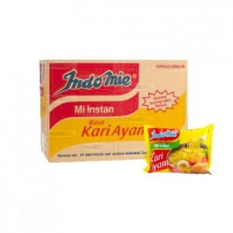 Indomie Kari Ayam Isi 40 Pcs