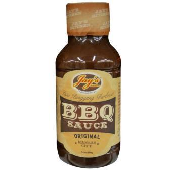 Jay's BBQ Sauce 500g