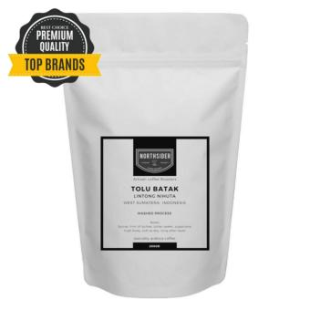 KOPI ARABIKA TOLU BATAK (LINTONG) WASHED - NORTHSIDER SPECIALTY ARABICA COFFEE