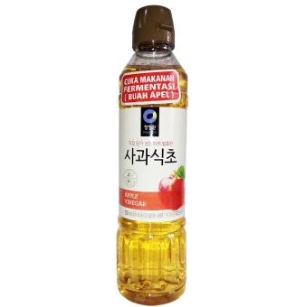 LBR DAESANG ESSENTIAL Apple Vinegar / Cuka Apel 500 ml