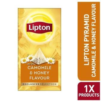 Lipton Pyramid Camomile & Honey Flavour