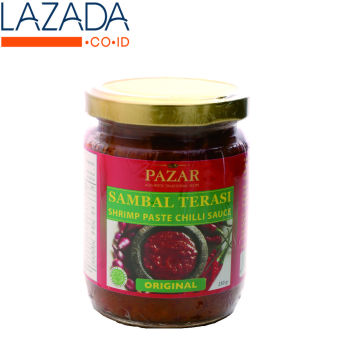 PAZAR Sambal Terasi Original - 250 gram