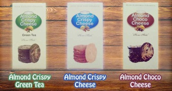 Spek Harga Chiayo Homemade Granola Matcha 400 G Terbaru Kumpulan Source · Wisata Rasa Almond Crispy Cheese Paket Campur 3 Rasa 3pcs