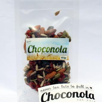 Wonder Trail Mix 100 G (Mixed nut 100 gram)