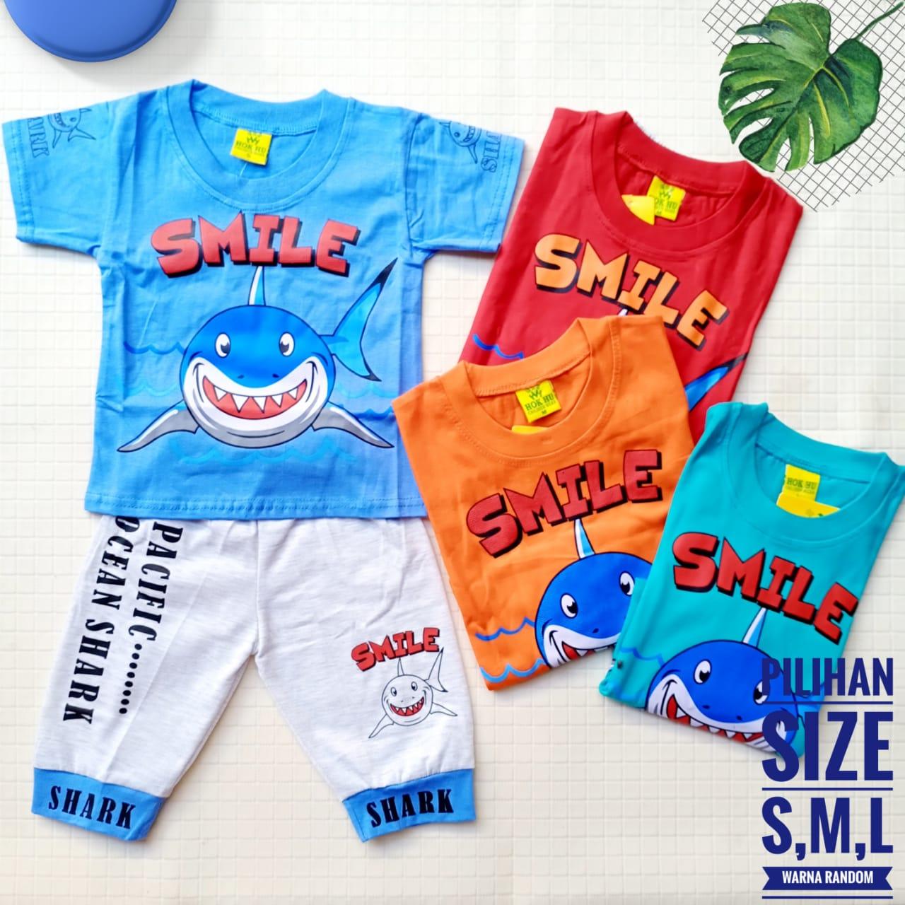 [baju kodok bayi] pakaian baju kaos set stelan setelan / jumper anak bayi cowok laki-laki pria usia 3-12 bulan original motif lucu kekinian eceran  grosir