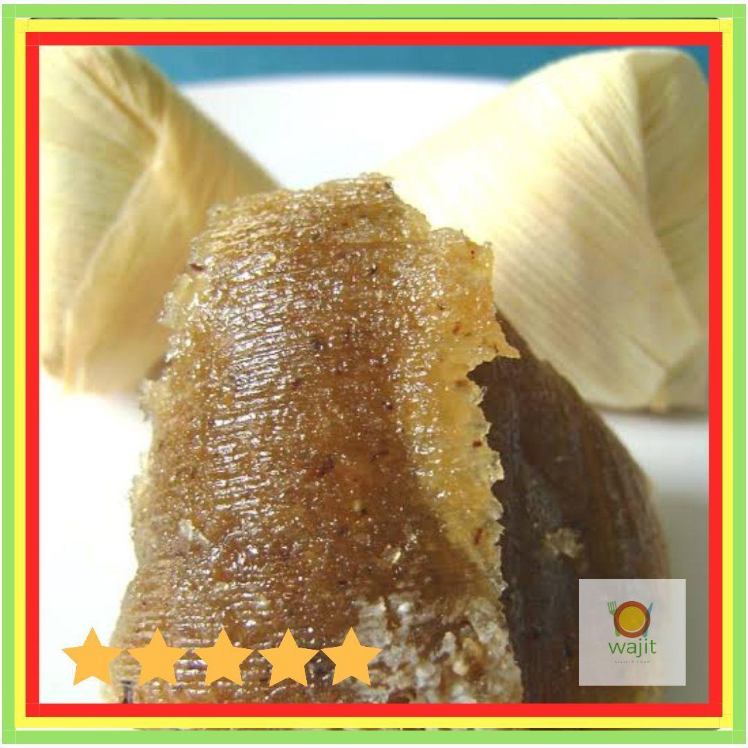 Wajit cililin asli - wajit ketan putih - wajit 1kg