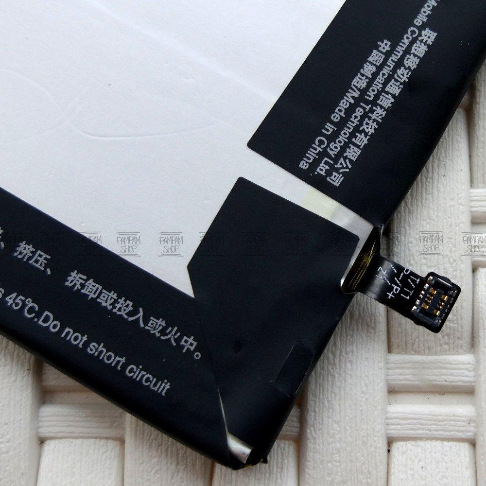 Review Baterai Handphone Lenovo Bl256 K4 Note Vibe X3 A7010 Original