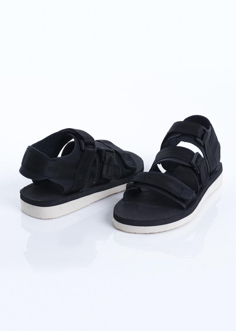 sandal pria gunung footwolker / three step black