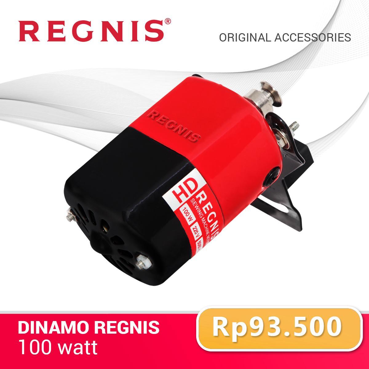 REGNIS Dinamo 100 Watt