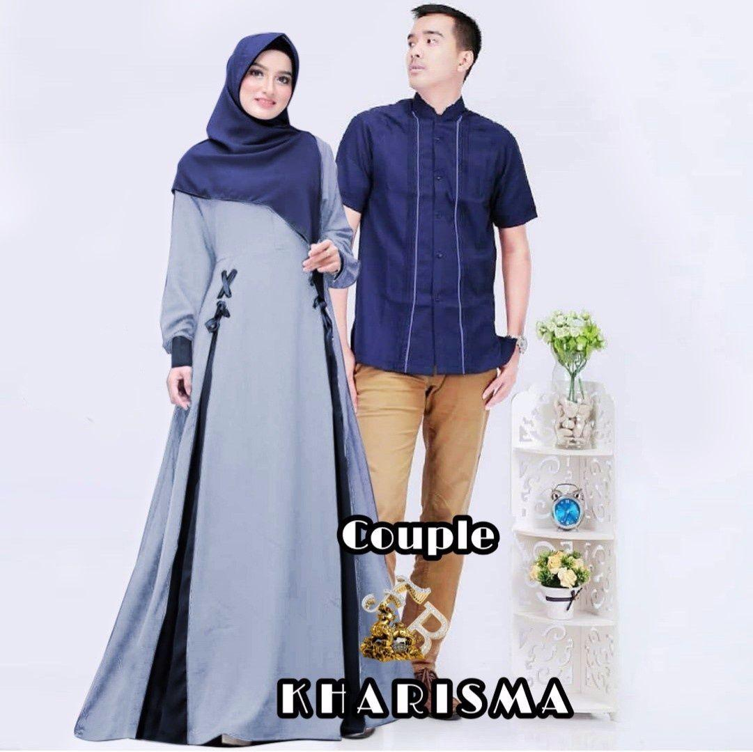 Review Hannania Cp Gamis Pasangan Bonita Gamis Couple Maxi Pasangan