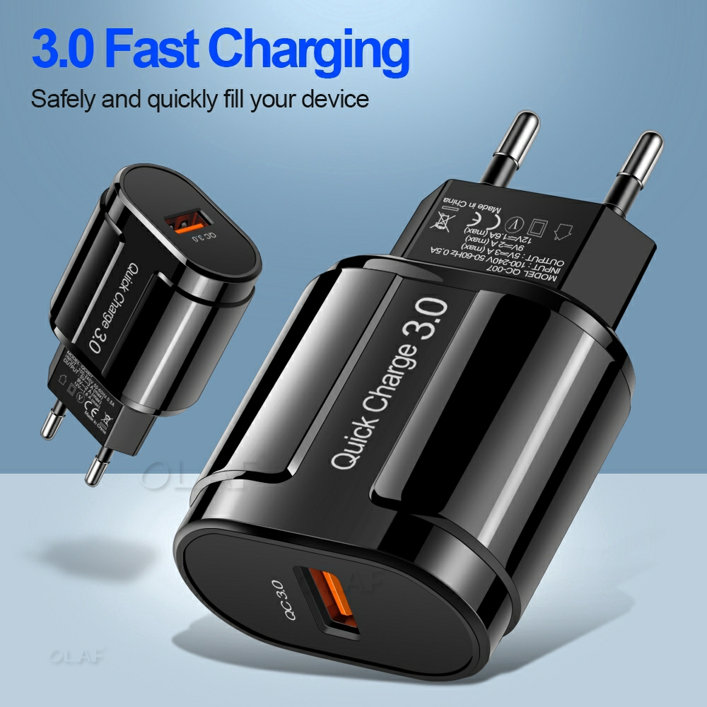 car charger / charger mobil fast charging 3.1a 3.0a 2.4a qualcomm quick charger 4 port usb universal – hitam