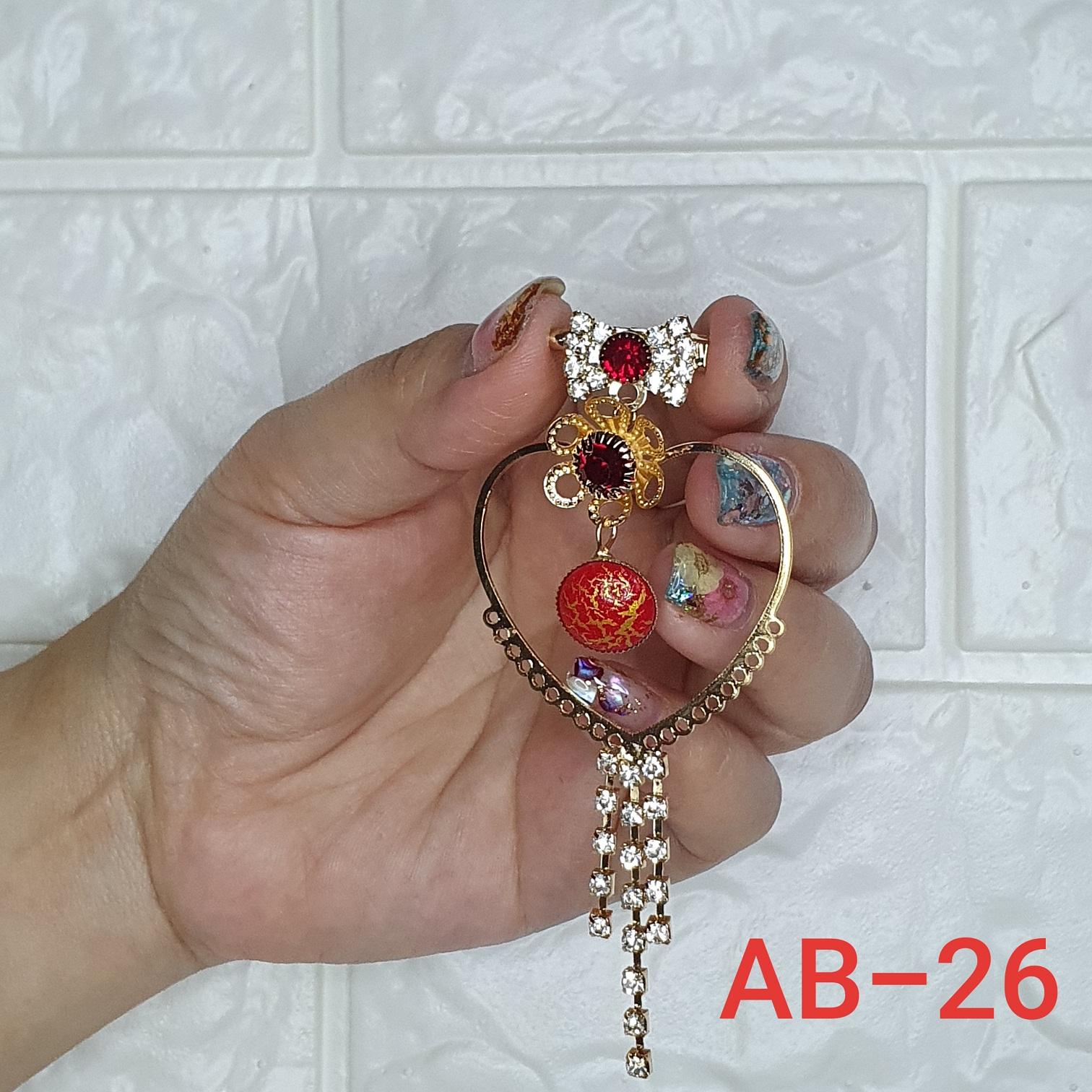 isi 6pcs bross hijab ab236 / ab23