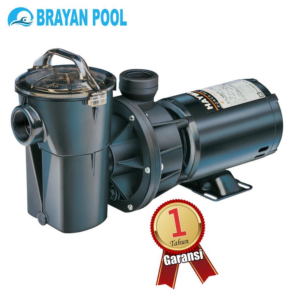 pompa hayward power flo 3/4 hp seri sp-1575lx51