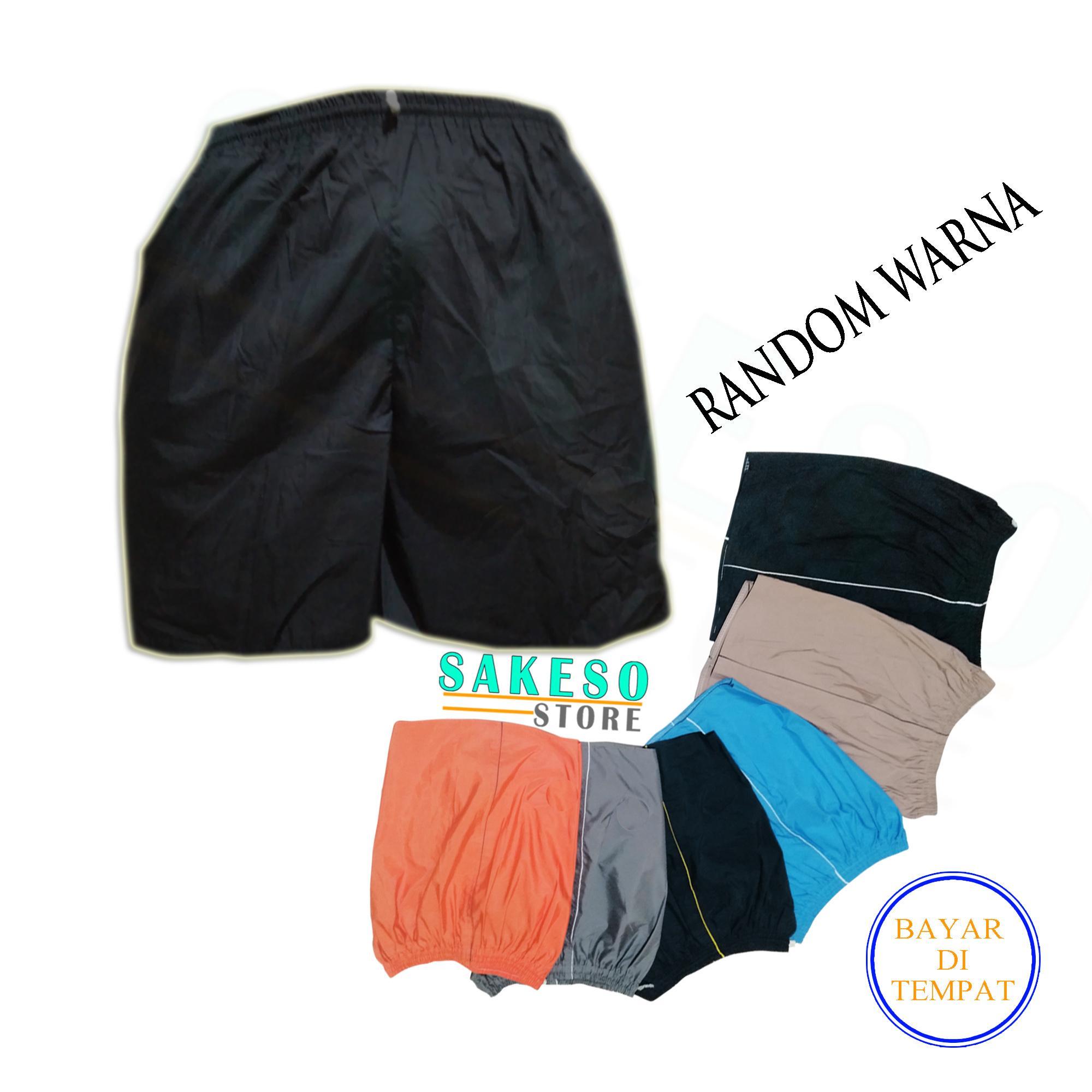 Sakeso - Celana Pendek - Celana Pendek Pria/Wanita - Harga Grosir