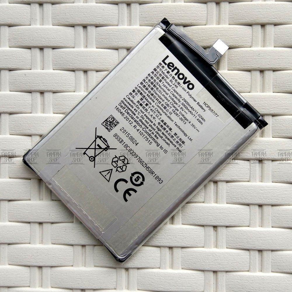 Review Baterai Handphone Lenovo Bl246 Vibe Shot Z90 Z920