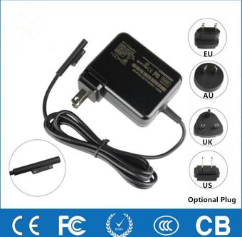 Harga 12V 2.58A Charger Adapter Power Supply For Microsoft Surface Pro 3 Pro 4 Tablet - intl