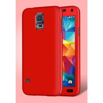 360 Full Body Coverage Protection Hard Slim Ultra-thin Hybrid Case Cover with Tempered Glass