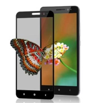 3D Full Cover Tempered Glass Warna Screen Protector for Xiaomi Redmi Note 3 / Note 3