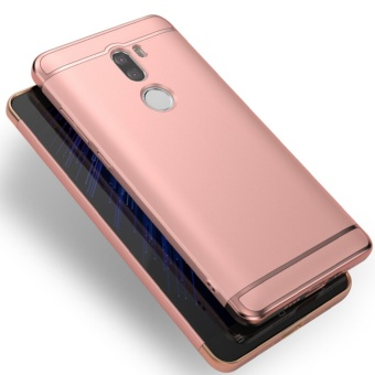 3in1 Ultra-thin Electroplated PC Back Cover Case for Xiaomi Mi 5s Plus - intl