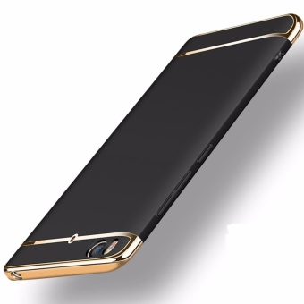 3in1 Ultra-thin Electroplated PC Back Cover Case for Xiaomi Mi5s - intl