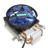 3Pin Tembaga LED Kipas Pendingin CPU Heatsink untuk Prosesor Intel LGA775/1156/1155 AMD AM2/AM2 + - 4